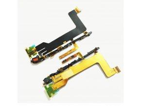 Flex kábel ON/OFF Sony F8331 Xperia XZ - zapínania, hlasitosti