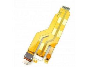Flex kábel nabíjania Sony F8331, F8332 Xperia XZ nabíjací konektor 1306 1487