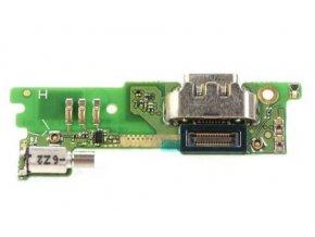 Spodná doska Nabíjania Sony G3121 Xperia XA1 Nabíjací konektor, mikrofón
