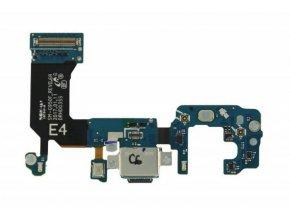 Flex kábel nabíjaFlex kábel nabíjania Samsung G950F Galaxy S8 - nabíjací konektor, mikrofón