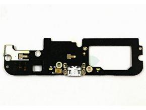 Doska nabíjania Lenovo K5 Note A7020 a mikrofón