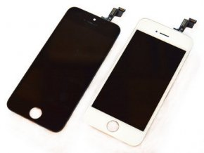 LCD displej Iphone 5S + dotykova plocha white