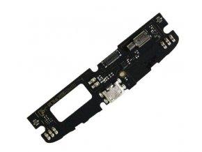 Doska nabíjania Lenovo K4 Note A7010 a Mikrofón