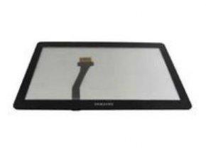 Samsung P5100, P5110 Galaxy Tab 2 10.1 - Dotykove sklo čierny   + 3M lepka zdarma