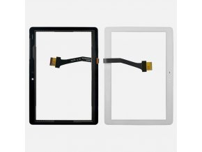 Dotykove sklo Samsung N8000 Galaxy Note 10.1 white + lepka