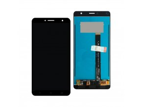 LCD displej Asus ZS550KL Zenfone 3 Deluxe - Dotykové sklo