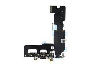 Flex kábel nabíjania Iphone 7 Plus - nabíjaci konektor, mikrofón - 2 farby