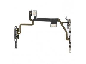 Flex kábel ON/OFF Iphone 8 - zapínania, hlasitosti