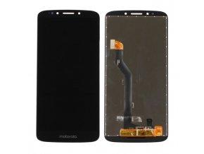 LCD displej Motorola Moto E5 a Dotykové sklo - 2 Farby