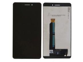 LCD displej Nokia 6 2018 (6.1) - dotykové sklo