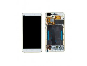 LCD displej Xiaomi Mi Note Pro a Dotykové sklo a rám