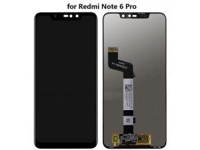 LCD displej XIAOMI Redmi Note 6 PRO - Dotyková plocha