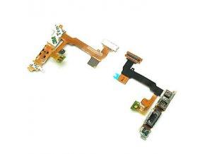 Sony Ericsson U1i Satio - Flex kabel zapinania a slúchatka