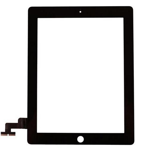 Dotykove sklo iPad 2 black