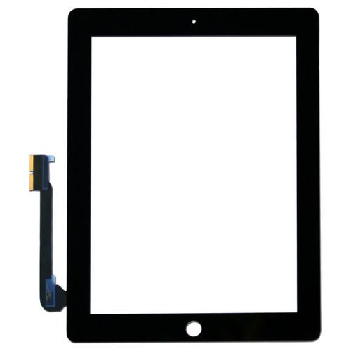 Dotykove sklo iPad 3, iPad 4 black