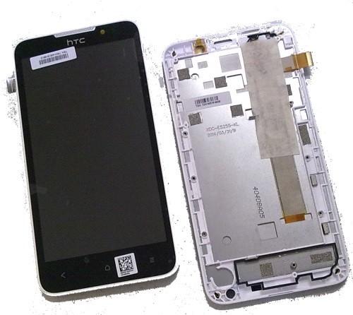 LCD Displej a sklíčko HTC Desire 516