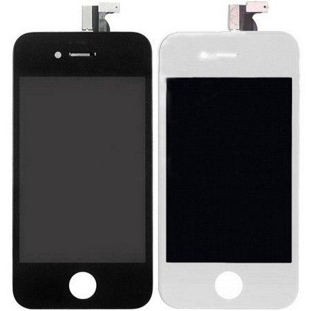 LCD displej a dotyková plocha iPhone 4 - čierný