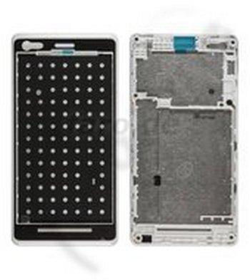 Stredový rám displeja Sony Xperia M C1905 white