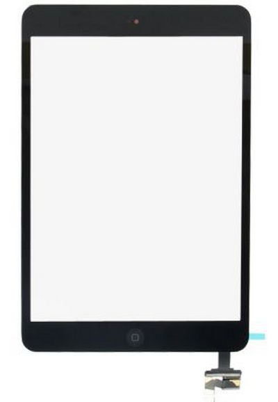 Dotykove sklo Apple iPad Mini čierný