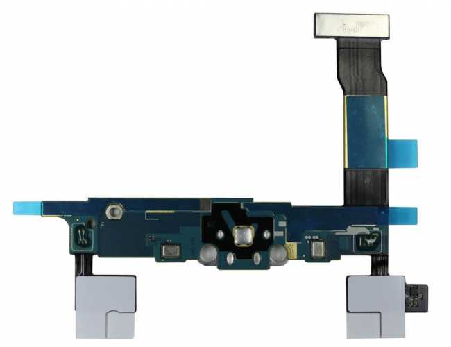 Nabíjaci konektor flex Samsung Galaxy Note 4 N910f