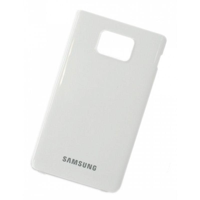 Baterkový kryt Samsung Galaxy S2 I9100 white