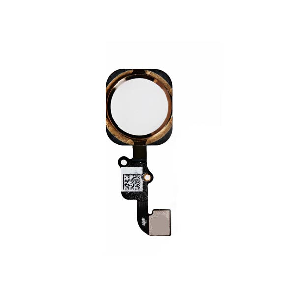 Flex kabel Home button Iphone 6, Iphone 6 plus gold