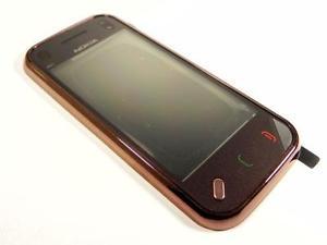 Dotykové sklo Nokia N97 black + RÁM