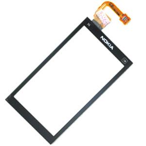 Dotykové sklo Nokia X6