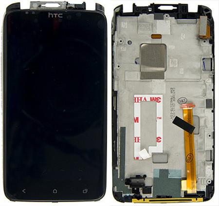LCD Displej a sklíčko a RÁM - HTC One X