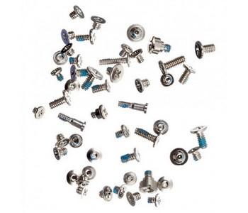 Set šróbov iPhone 5s silver