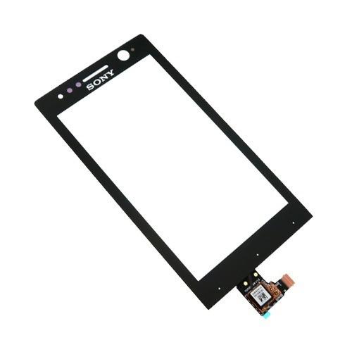 Dotykové sklo Sony Xperia U ST25i + lepka