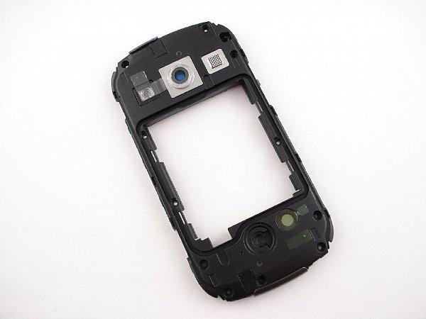 Stredovy kryt Samsung S7710 Galaxy Xcover 2 grey