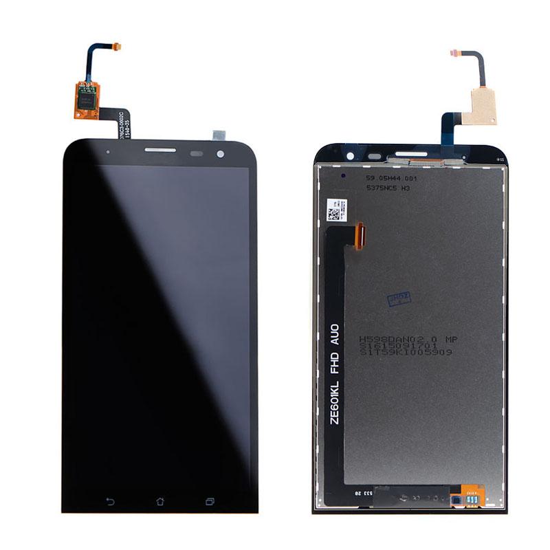 LCD displej Asus Zenfone 2 ZE601KL black + dotykova plocha