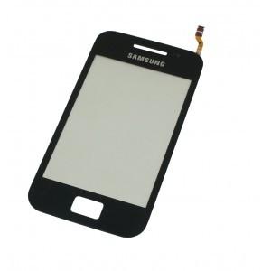 Dotykové sklo Samsung Galaxy ACE S5830 black + lepka