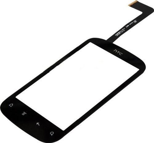 Dotykové sklo HTC Explorer+lepka