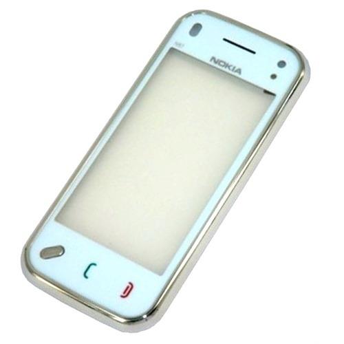 Dotykové sklo Nokia N97 mini white + RÁM