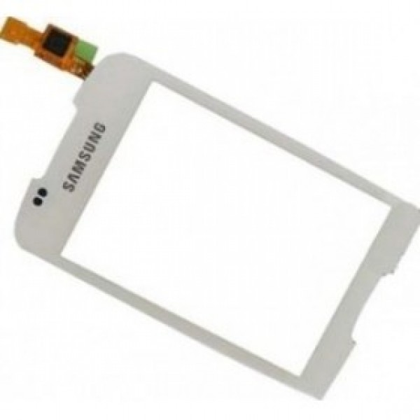 Dotykové sklo Samsung Galaxy mini S5570 white + lepka