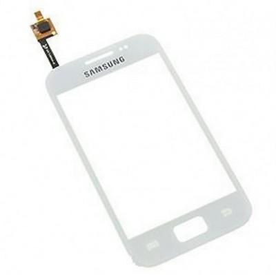 Dotykové sklo Samsung Galaxy ACE Plus S7500 black + lepka