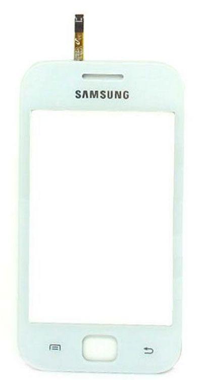 Dotykove sklo Samsung S6802 Galaxy Ace Duos white