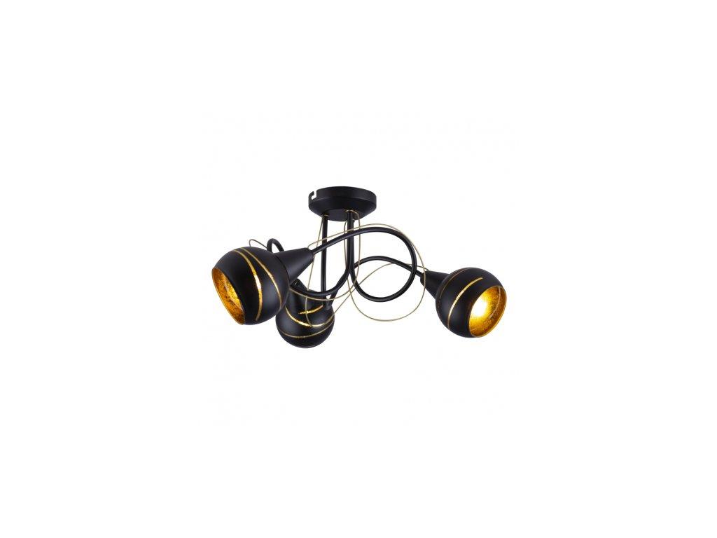 Stropní svítidlo LOMMY 54005-3D