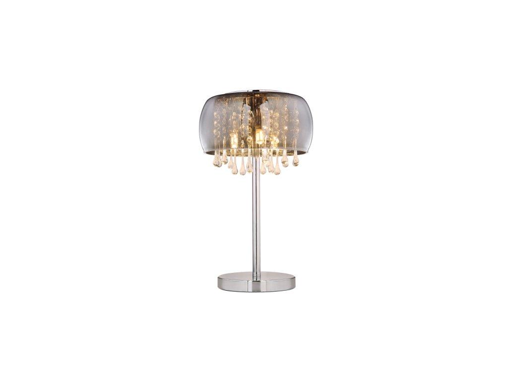 Stolní svítidlo s křišťály KALLA 15809T
