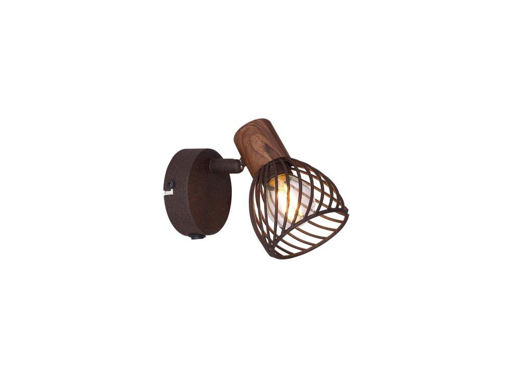Nástěnné svítidlo ISABELLE 54817-1