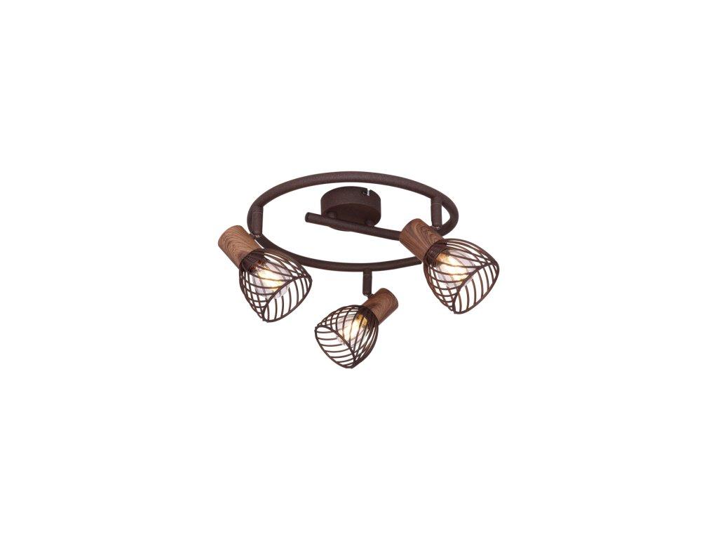 Stropní svítidlo ISABELLE 54817-3