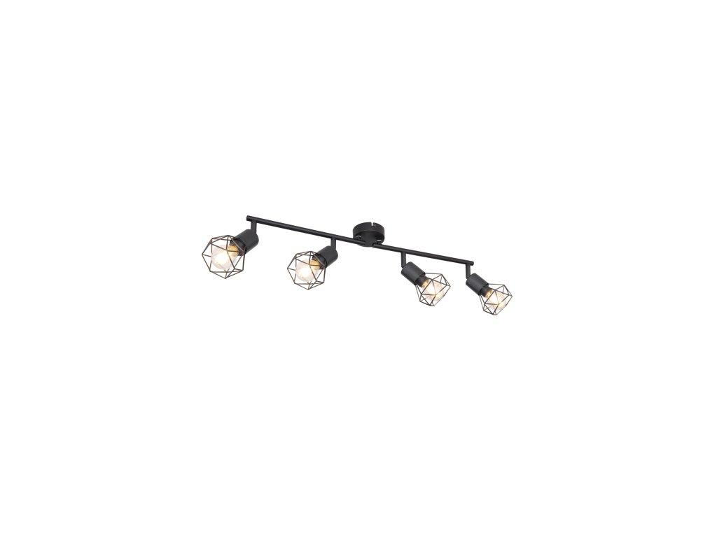 Stropní svítidlo XARA I 54802S-4