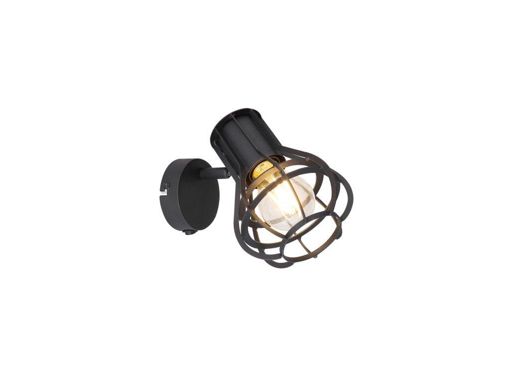 Nástěnné svítidlo CLASTRA 15388-1
