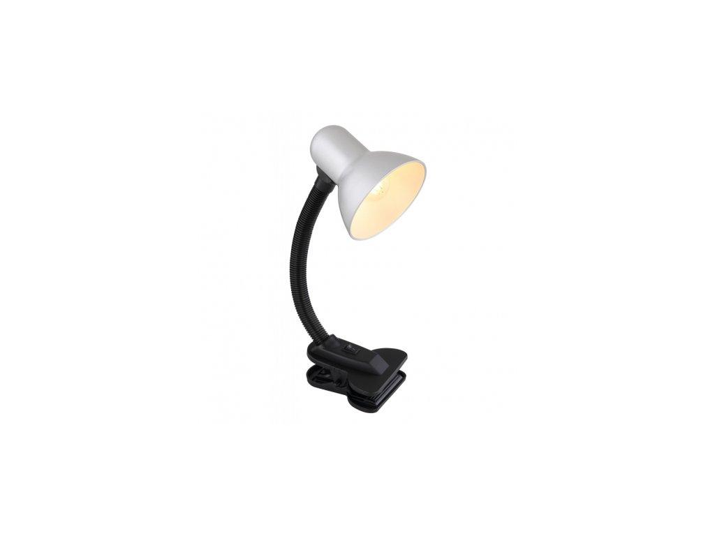 Stolní klipsové svítidlo VANZONE 24862SI