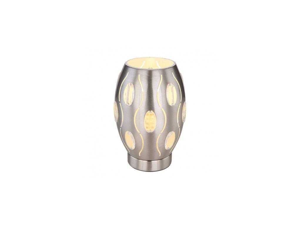 Stolní svítidlo s křišťály NARRI 24006