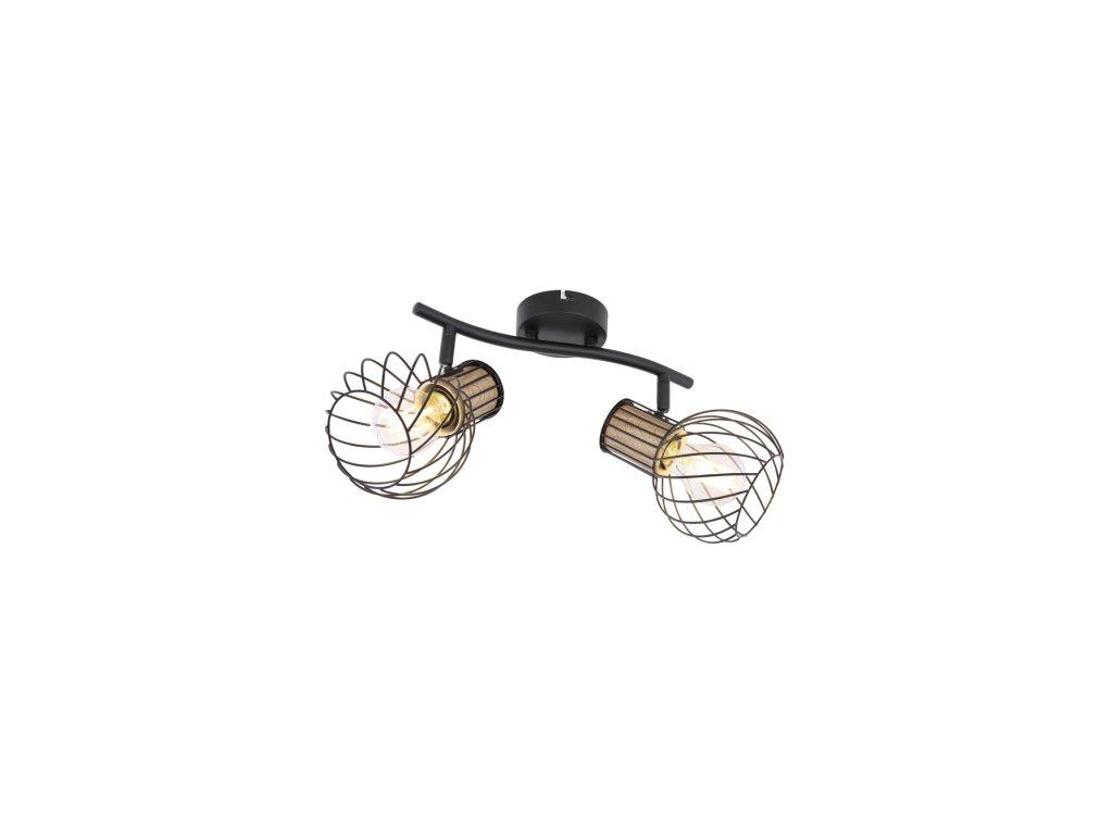Nástěnné svítidlo LUISE 54012-2S