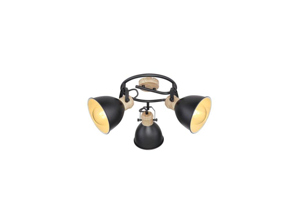 Stropní svítidlo WIHO 54018-3S