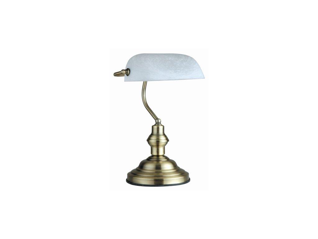 Stolní svítidlo na pracovní stůl ANTIQUE 2492